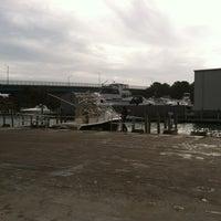 Photo taken at Lynnhaven Marine by Steve M. on 11/18/2012