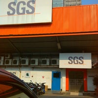 Photo taken at SGS Indonesia by αδћίε Ј. on 3/4/2014