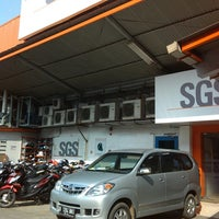 Photo taken at SGS Indonesia by αδћίε Ј. on 2/20/2014