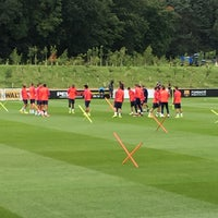Photo taken at Saint George's Park - FA Training Ground by Benis B. on 7/28/2016
