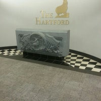 Photo taken at The Hartford Financial Services Group by Lee S. on 9/17/2014