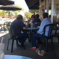 Photo taken at The Curbside Cafe by Golboo M. on 4/19/2017