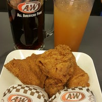 Photo taken at A&W by 赖 优. on 3/4/2015