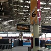 Photo taken at Platform 6 by Todd K. on 6/8/2013