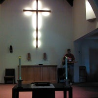 Photo taken at Christ Lutheran Church by George F. on 2/4/2013