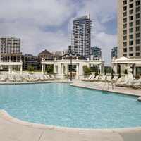Photo taken at Manchester Grand Hyatt San Diego by Manchester Grand Hyatt San Diego on 9/3/2015
