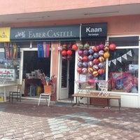 Photo taken at Kaan Kırtasiye by Kaan K. on 11/26/2015