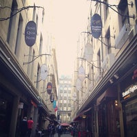 Photo taken at Degraves Street by Janice L. on 5/15/2013