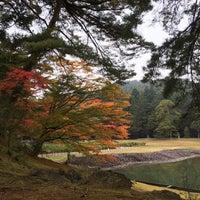 Photo taken at 浄土庭園 by Janice L. on 10/31/2016