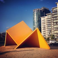 Photo prise au Australian Centre for Contemporary Art (ACCA) par Janice L. le5/19/2013