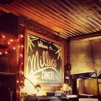 Photo taken at Millie's by Charles K. on 1/1/2013