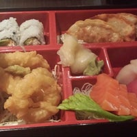 Photo taken at Wasabi Bistro And Sushi Bar by Keith V. on 9/20/2013