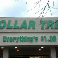 Photo taken at Dollar Tree by Michael D. on 3/12/2013