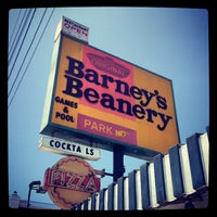 Photo taken at Barney's Beanery by Adam R. on 7/14/2013