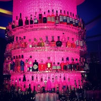 Photo taken at Bleau Bar @ Fontainebleau by Adam R. on 1/1/2013