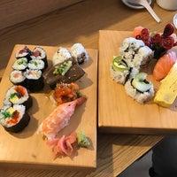 Photo taken at Yoshi Sushi by Tom T. on 2/22/2017