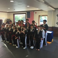 Photo taken at Master Yang's Martial Arts Center by Tom T. on 6/16/2016