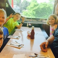 Photo taken at Circle Diner by Tom T. on 5/28/2016