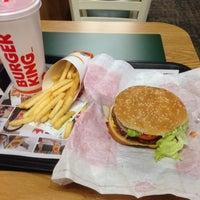 Photo taken at Burger King by Reyhan C. on 12/21/2015