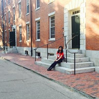 Photo taken at The Harvard Lampoon by Ariel T. on 9/7/2015