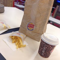Photo taken at Burger King by Александра Л. on 9/22/2015