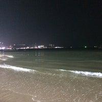 Photo taken at Pattaya Beach Front by Jeffrey on 4/2/2015