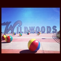 "Photo taken at ""Wildwoods"" Sign by Kim M. on 9/15/2012"