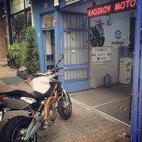 Photo taken at Kadıköy Motor by burak d. on 8/7/2014