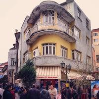 Photo taken at Papağan Çibörek by burak d. on 4/20/2013