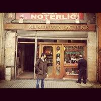 12/8/2012 tarihinde burak d.ziyaretçi tarafından Ali Muhiddin Hacı Bekir'de çekilen fotoğraf