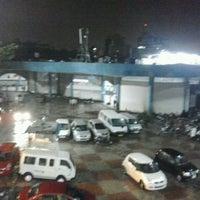 Photo taken at Thane Railway Station by Rahul C. on 6/7/2013