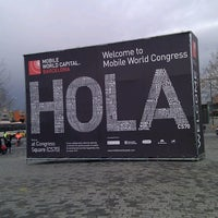 Photo taken at Mobile World Congress 2013 by Tonet on 2/28/2013