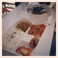 Photo taken at CU Meal Box by Gerald O. on 11/7/2013