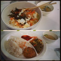 Photo taken at CU Meal Box by Gerald O. on 8/1/2013