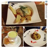Foto scattata a Hotel Pilier d'Angle da Hotel Logis P. il 12/11/2015