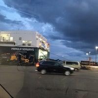 Photo taken at DFDS Seaways terminal by Kaspars U. on 8/27/2017