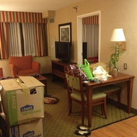 Photo taken at Homewood Suites by Hilton Chicago-Downtown by Tricia T. on 4/1/2013