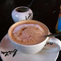 Photo taken at Café Batu Jimbar by alvin s. on 10/31/2012