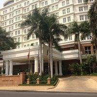 Photo taken at Park Hyatt Saigon by duyquoc_vn on 1/22/2013