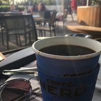 Photo taken at Caffé Nero by Burcu S. on 9/19/2016