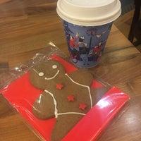 Photo taken at Caffé Nero by Burcu S. on 12/26/2016