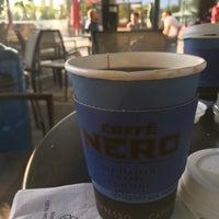 Photo taken at Caffé Nero by Burcu S. on 10/3/2016