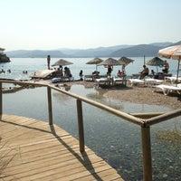 8/18/2013 tarihinde Sezin A.ziyaretçi tarafından Çınar Plajı'de çekilen fotoğraf