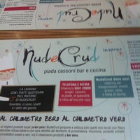 Foto scattata a Nud e Crud da Elisabetta S. il 2/15/2013