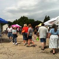 Photo taken at Morton Grove Farmers' Market by Jose Jeng F. on 6/22/2013