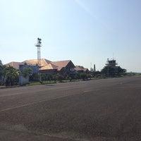 Photo taken at Fatmawati Soekarno Airport (BKS) by Neeraj T. on 3/22/2013