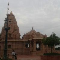 Photo taken at koteshwar temple by Nishit J. on 7/14/2013