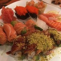 Photo taken at Ginza Sushi Inc by Dek L. on 8/17/2016