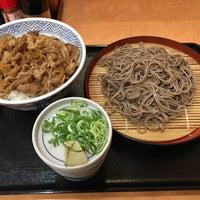 Photo taken at そば処 吉野家 宇治槙島店 by 山ちゃん on 4/8/2016