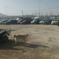 Photo taken at Meram Trafik Parkı by 👑Emrah S. on 3/1/2016